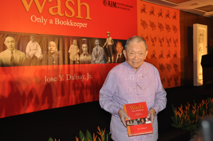 Wash: Only a Bookkeeper