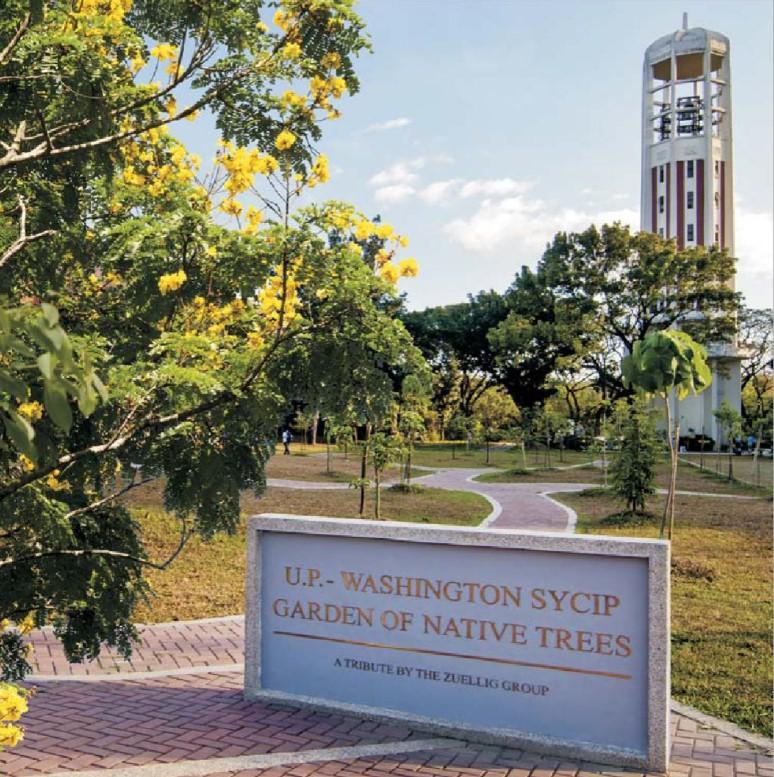 The Washington SyCip Garden